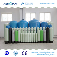 water purifier system water treatment FRP Tank with FRP Liner