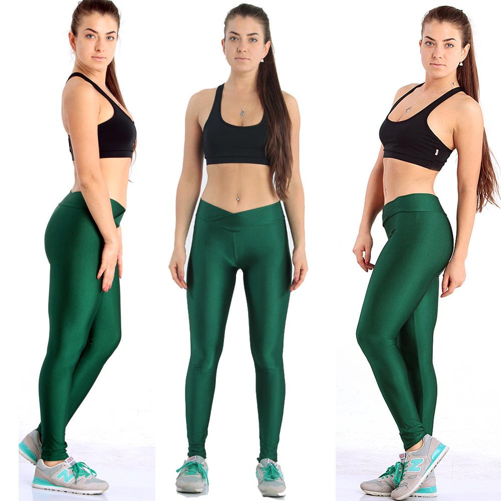 european hot sales colorful shiny slimming tight yoga pants   buy