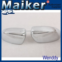 ABS Chrome door mirror covers For Jeep Cherokee 2014 auto tuning accessoires from maiker
