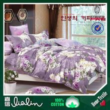 China suppliers Jacquard bedsheet/bed sheet cotton bedding set/home textile