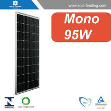 Best price 95w solar panel china with buy solar cells bulk for ground solar mounting system