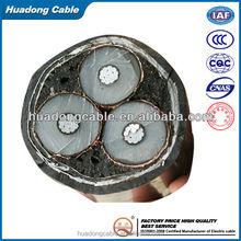 BU 4x70mm2,0.6/1KV Offshore Power Cable 90deg C Outer Sheath - Black Colour LSZH Flame Retardant
