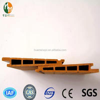 fire resistant china composite decking solid