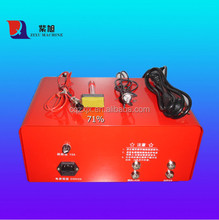 Electric Corrosion Number Metal Plate Press Machine