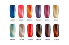 Bluesky colors good quality wholesale cat eye nail gel polish