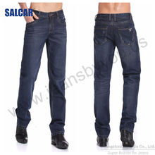 Wholesale Guangzhou Yalang Garment Factory Mens Relaxed Fit Straight D Jeans Pants Male Chinese Brand High Quality D Trousers