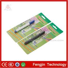 Stylo testeur de l'argent fj2288 détecteur de fausse monnaie