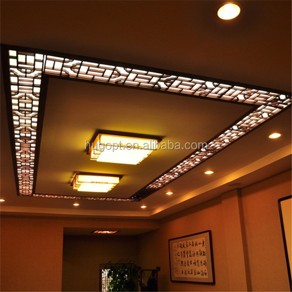 Glass false ceiling designs images for Types of ceiling designs