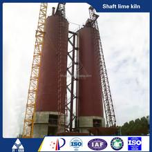 Leader chinois 50 - 600 dpt actif lime ligne de production / actif lime équipement / lime four rotatif