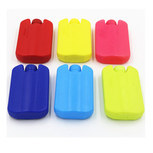 High quality 2*7.8*12cm Mini plastic cooler box ice cooler box for outdoor picnic