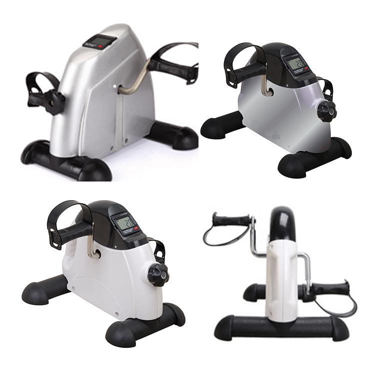 China fábrica de máquina de exercícios de perna bicicleta ergométrica magnética mini, pedal exercitador