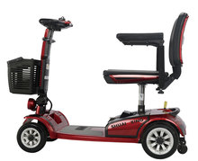 Ningbo SKD adjustable and fold kick scooter