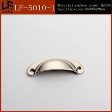 Zinc Alloy Furniture Hardware Handles Shell Cabinet Handle