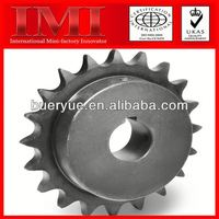 High Quality Material Low Noise Long Working Life Stock Bore full types sprockets for motorcycle