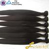 Large Stocks! Thick Bottom Direct factory Hot Sale Unprocessed Virgin Brazilian Virgin Straight Hair