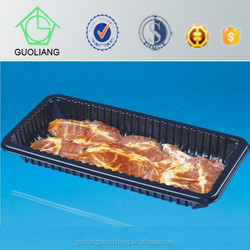 Accept Custom Order Food Packaging Design Plastic Food Storage Box