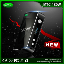 Mod electronic cigarette for sub ohm temperature control 1800w vaporflask mod vapor in stock, vape is the future!