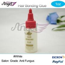 Charlies Angel Salon use 1OZ 30ml Cheap hair bonding glue for weaving weft hair extension liquid super bond Anti fungus