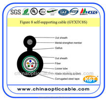 Excel Network 14 Core Fig8 Aerial Optical Fiber Cable Gyxtc8s