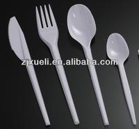 ps-7 2.2g 16.2-16.5cm white/color disposable plastic cutlery,wholesale plastic cutlery,reusable plastic cutlery