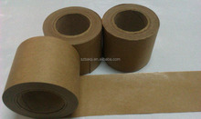 Water activated kraft adhesive tape 09296