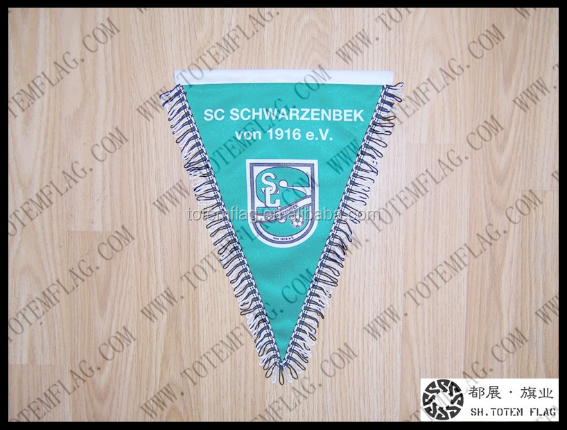 Sports Pennant / Football Pennant / Soccer Pennants