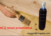 LGB wholesale green ACQ wood preservative for fence wood paint treatment