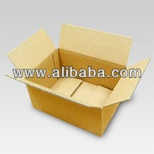 High quality Cardboard cases packaging material made in japan