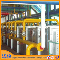 100-600 TPD continuous working palm kernel oil extraction machine