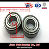 deep groove ball bearing 6204ZZ 2RS cheap ball bearing with great quality