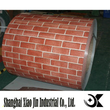Factory color painted PPGI for Ral 9012 roofing and wall steel/ppgi/steel coiil/gi/gl