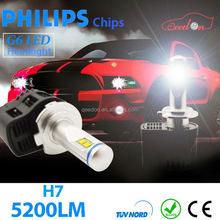 Qeedon best new transport truck led headlights used cars for sale headlight car 9005 48w 5000lm