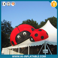 2015 new inflatable cartoon,inflatable insect,inflatable ladybird