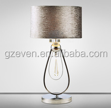 Modern minimalist bedroom bedside lamp creative personality living room decorated crystal table lamps study lamp