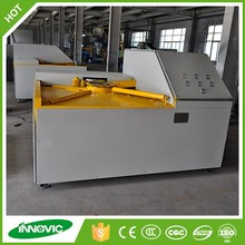 China Henan Best Professional Tire Cutter Recycling For Used Tire Shop Equipment