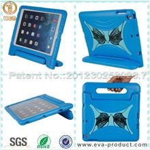 Heavy Duty Child Proof Plastic Cover for iPad Air with Stand Handle