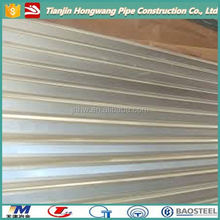 0.31mm DX51D+Z steel roofing sheets Full hard or soft from China manufacture
