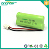 batterie nimh aa 600 mah 1.2v for mini segway self balancing scooter 2 wheels