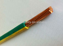 H07V-R NYA hook up wire single core stranded copper conductor pvc insulation electric wire