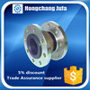 Factory supply PN10 stainless steel flange rubber expansion joint bellow