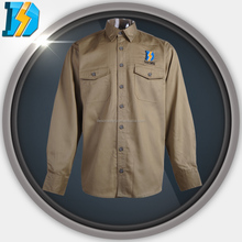 top executive shirts with 200gsm twill cotton or canvas cotton
