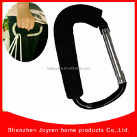 Hot sell- Baby Products Plastic Stroller Buggy Hook&top quality stroller hook-wholesaler
