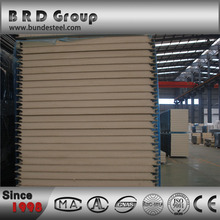 new products hot sell PU sandwich panel factory