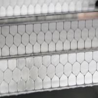 flexible plastic profile multiwallhoneycomb polycarbonate
