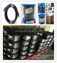 TUV PV1-F 6mm2 dc Solar Cable for flexible solar panel system