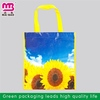 fancy cheap colorful non woven fabric promotional bag