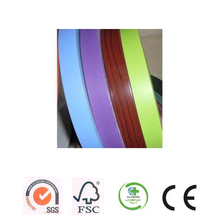 ADMY 3mm solid color PVC Edge Banding for MDF board