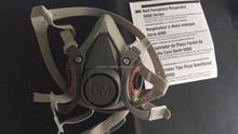 3m 6200 Respiratory Protection, 3M 6200 reusable respirator mask /3M 6200 Safety Face Mask