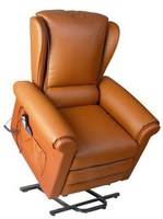 Lazy type Home Furniture Used Luxury Vibrator Electric Lift Leather Recliner Sofa