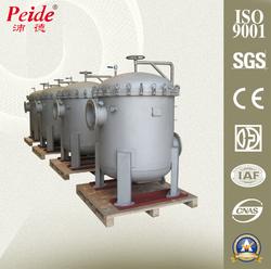 Large Capacity Custom Fabrication Automatic Duplex Bag Filters